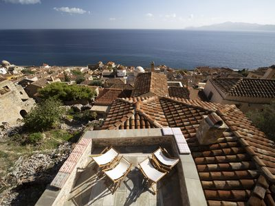 Photo for Victoria's House in Monemvasia Castle by JJ Hospitality