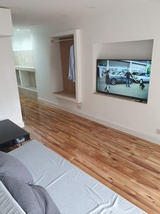 Photo for Swanky studio flat for 2