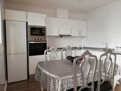 Photo for Central apartment, next to the beach and 30 min from Barcelon HUTB-017942