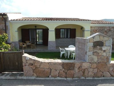 Photo for Apartment in Baia Sant'Anna with Parking, Garden (651444)