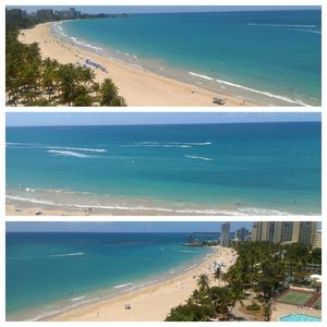Photo for Too Good To Be True Beachfront Condo, New Modern Renovation. Free WIFI/Parking.