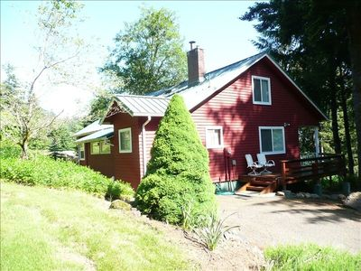 Photo for Spacious Home, Mountain & Valley Views, Privacy Galore & All the Extras!!!