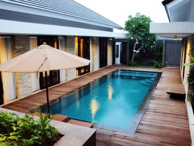 Photo for 5BR Pool Villa at Nusa Dua