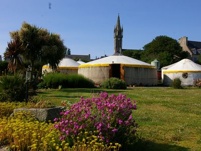 Photo for holiday cottages in the village of yurts