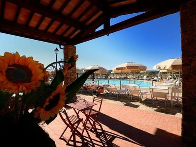 Photo for Holiday apartment Campiglia Marittima for 4 - 6 persons with 2 bedrooms - Holiday house