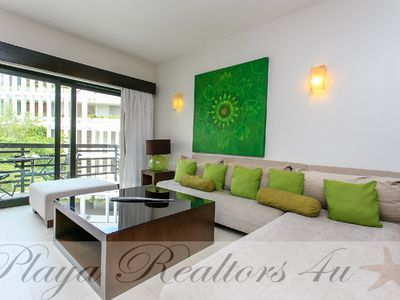 Photo for (AT227) 2Bed+Pool+GYM+Beach+WIFI+Parking