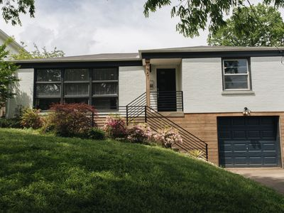 Photo for Renovated Midcentury Home off Music Row