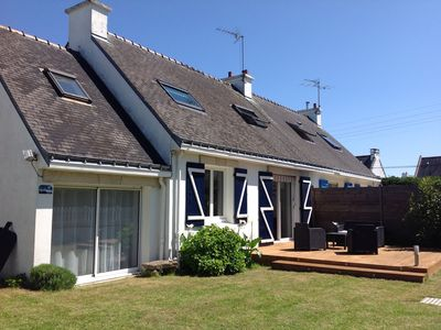Photo for House on enclosed land 5 'from the beaches and shops