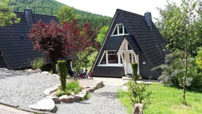 Photo for House Kirchhundem for 1 - 5 people with 2 bedrooms - Holiday house