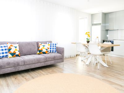 Photo for Liiiving in Porto | Cosy Experience Apartment I