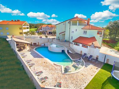 Photo for Holiday apartment Valbandon for 2 - 4 persons with 2 bedrooms - Holiday apartment
