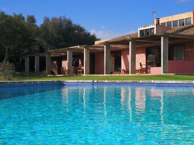 Photo for Country house in Mahon, ideal for families