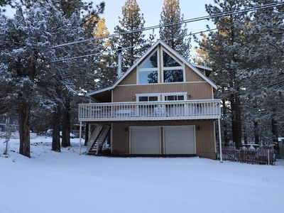 Photo for Tranquility in East Big Bear Valley - just minutes from where you wanna go!
