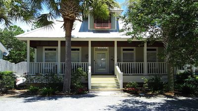 Photo for Bon Villa Is South Of 30a , Animal Friendly, And Has Private Heated Pool!!!