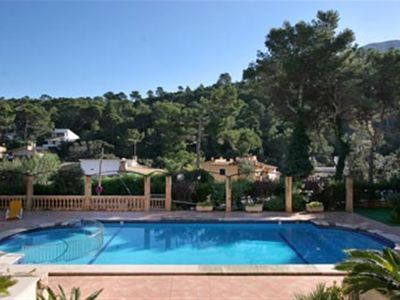 Photo for APT. PEQUEÃ'O ROSALES, 1 bed., Communal pool, WIFI, near the beach 400 m
