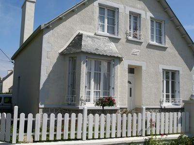 Photo for Ker-Germaine cottage 3 stars near beaches and shops on the GR 34