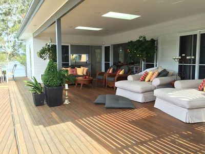 """Photo for """"The Deck"""" - Central Coast"""