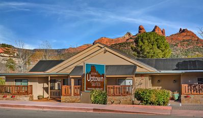 Photo for 1BR Hotel Suites Vacation Rental in Sedona, Arizona