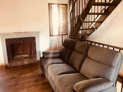 Photo for Casa pasturella 2 apartment in the heart of the village of Piana