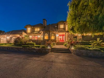 Photo for Vivio Ranch Vineyard Estate | Pool & Hot Tub | Vineyard Views | Concierge Services