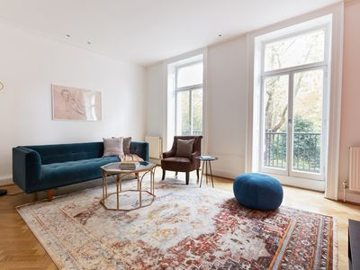 Photo for Sonder | Hans Place | Stunning 3BR + Balcony