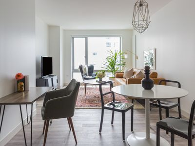 Photo for Sonder | Eighth Street | Natural 1BR + Gym
