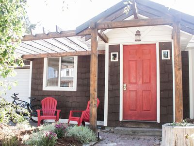 Photo for Cinder Cone Cottage-Hot Tub, Bikes, Walk! A Stone's Throw in Bend