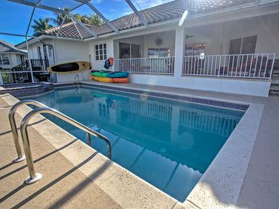 Photo for Modern Marco Island House w/ Private Pool!