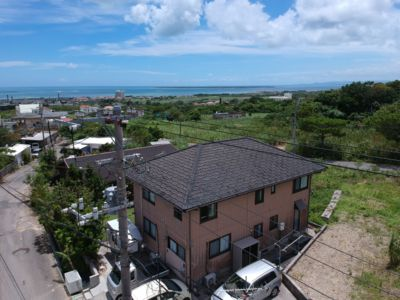 Photo for It is a quiet residential area on the hill of Ishigaki Island.One room in the share house is private.Free rental of cars that can ride 5 people.Free airport transfer.The city is a 7-minute drive