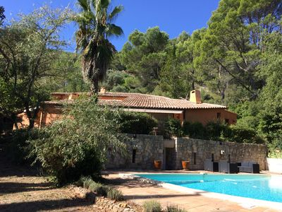 Photo for La Cantarello, Large modern villa, quality services, close to Hyères and beaches