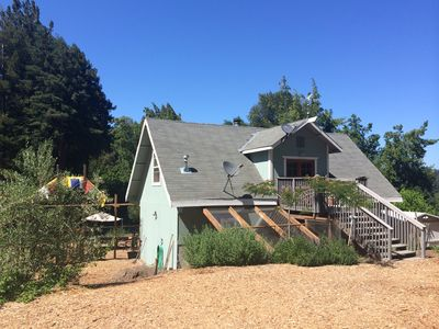 Photo for Guest House on Organic Farm and Ranch - walking distance to Henry Cowell Park