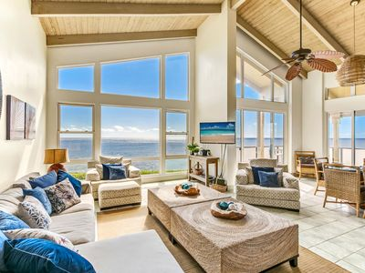 Photo for Makahuena 5201 is among the best oceanfront properties to experience the sunny P