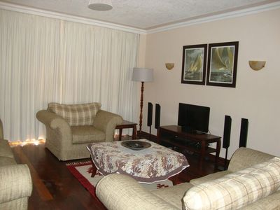 Photo for Tastefully furnished and serviced apartment