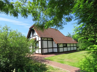 Photo for Holiday house 213 Deichgraf 65qm up to 6 persons with pet - Holiday Deichgraf 65 in Feriendorf