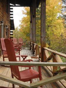 Photo for Buffalo Lodge, Secluded Retreat near Buffalo National River