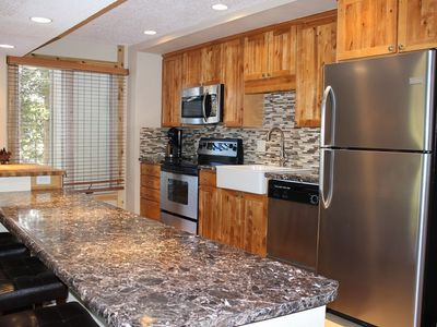 Photo for Newly Remodeled 2 Bed/2 Bath Condo - Peak 8 Breckenridge