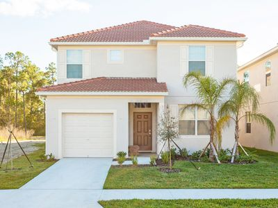 Photo for 5 bedroom Comfy Single Family House with Pool and SPA at Paradise Palms! 8940