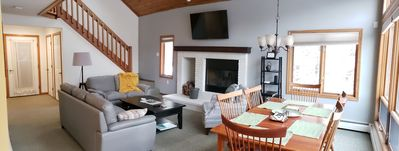 Bretton Woods - Mount Washington Place Condo with Complimentary Shuttle