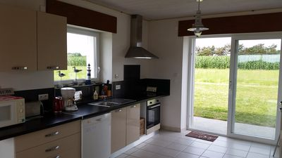 Photo for Holiday home at the edge of the sea in Audierne bay