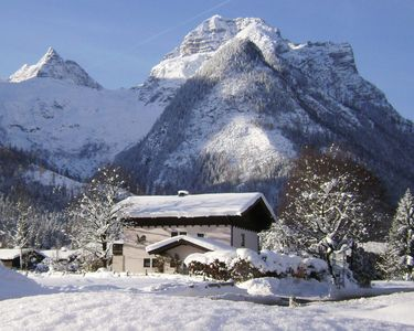 Photo for Austrian Chalet In Winter Ski And Summer White Water Town. Central Location