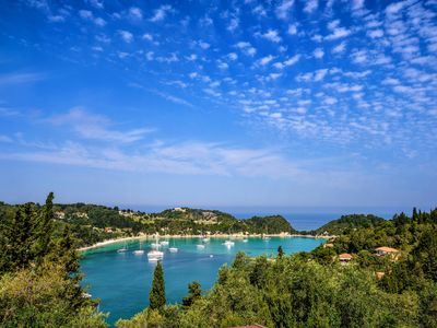 Photo for Angelos's Village - Exclusive new complex with viewing over Lakka bay.