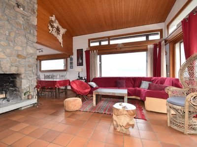 Photo for Bed and Breakfast Mont Blanc-facing Dinner and Breakfast Offers
