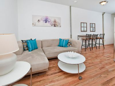 Photo for Charming newly renovated 2BR NYC - Two Bedroom Apartment, Sleeps 5