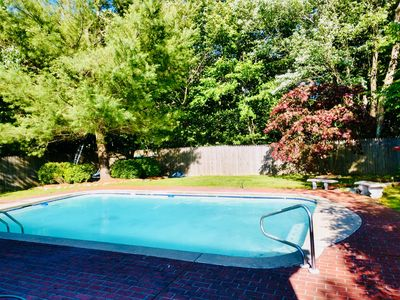 Photo for Luxury Your Own Private Pool In A Fenced Backyard Newly Renovated Enjoy Summer