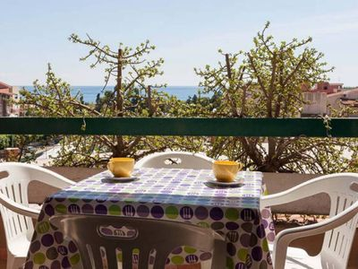 Photo for TAORMINA - GARDENS ONE-ROOMED SEA VIEW