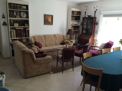 Photo for Beautiful Apt. Old Katamon, Elevator, Kosher, furnished, wheelchair accescible