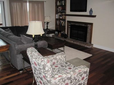 Photo for Large 3 Bedroom 2.5 Bath Condo with 3 Levels of Living Space