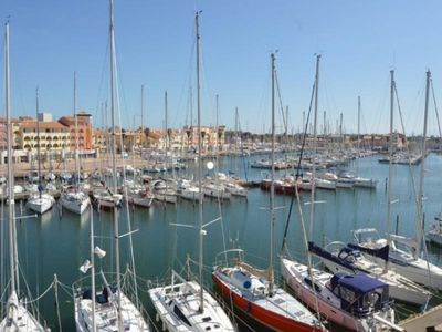 Photo for Apartment Port Leucate, 1 bedroom, 5 persons