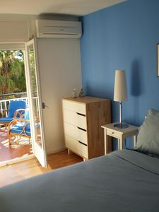 Photo for Well located apartment a less than a minute stroll from the beaches of Vilanova