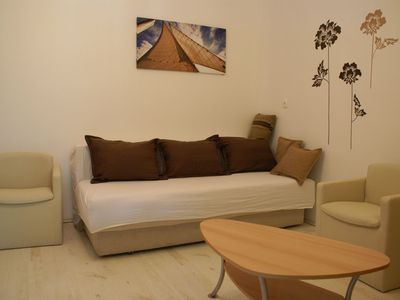 Photo for Located near the center for 2-3 persons with air conditioning, satellite TV